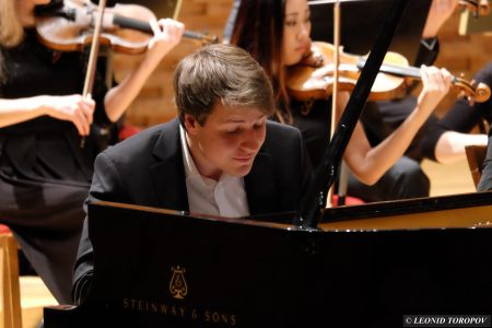 Leonid Toropov - Verein Musikfrende Kiel Webseite