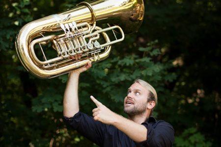 Philippe Gerlach - Verein Musikfrende Kiel Webseite