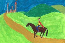 05 Prinz auf Pferd - Verein Musikfrende Kiel Webseite