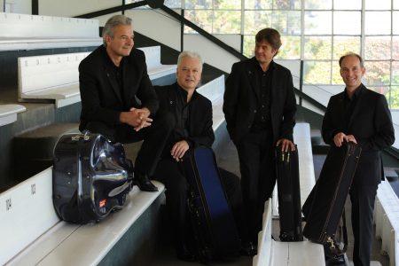 Auryn Quartett c Marion Kroll - Verein Musikfrende Kiel Webseite