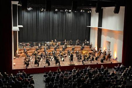 Philharmonie in der Wunderino Arena - Verein Musikfrende Kiel Webseite