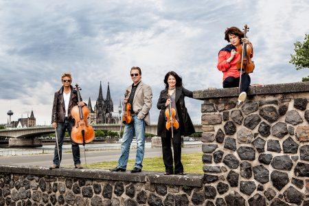Minguet Quartett © Frank Rossbach - Verein Musikfrende Kiel Webseite