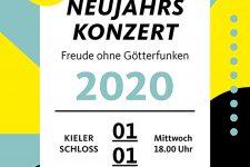 Plakat Neujahrskonzert Ausschnitt - Verein Musikfrende Kiel Webseite