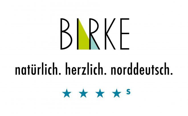 Hotel Birke Logo deutsch - Verein Musikfrende Kiel Webseite
