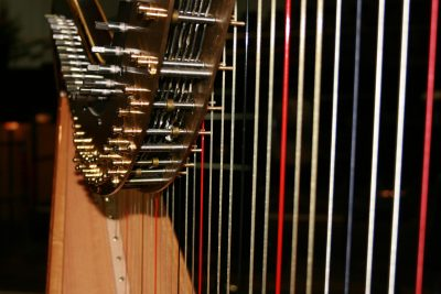 Harfe 6 - Verein Musikfrende Kiel Webseite