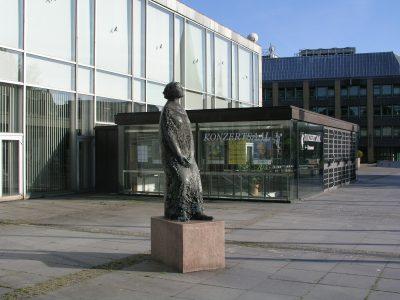 Kieler Schloss - Verein Musikfrende Kiel Webseite