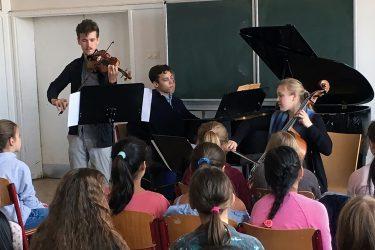 Klaviertrio Finnland NKF - Verein Musikfrende Kiel Webseite